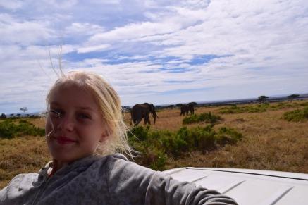 Safari selfie!